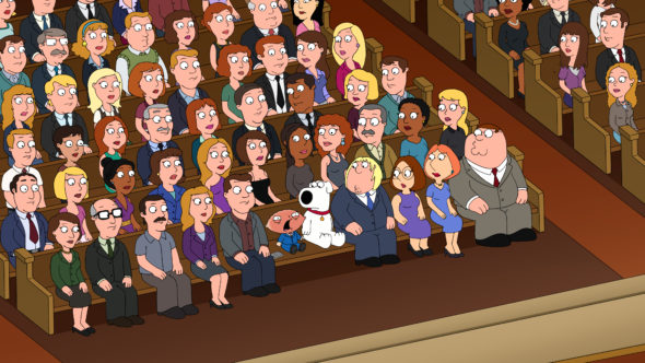 Family Guy TV show on FOX: canceled or renewed for season 19?