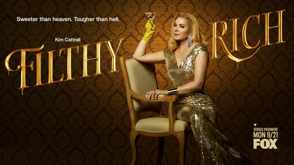 Filthy Rich: Season One Ratings - canceled + renewed TV shows - TV Series Finale