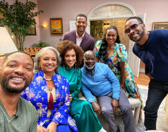 Fresh Prince of Bel-Air TV show: (canceled or renewed?)