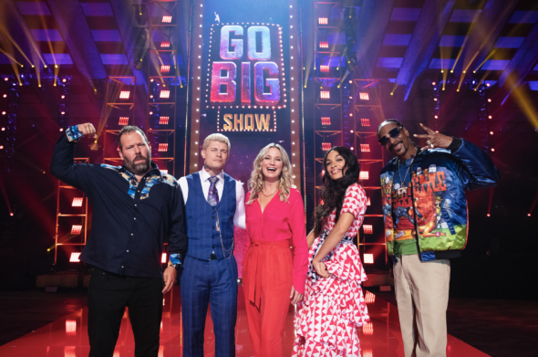 Go Big Show TV show on TBS: (canceled or renewed?)