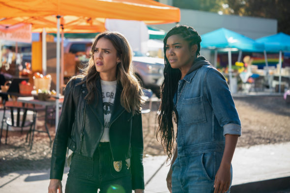 LA's Finest TV show Spectrum Originals: canceled or renewed for season 3?