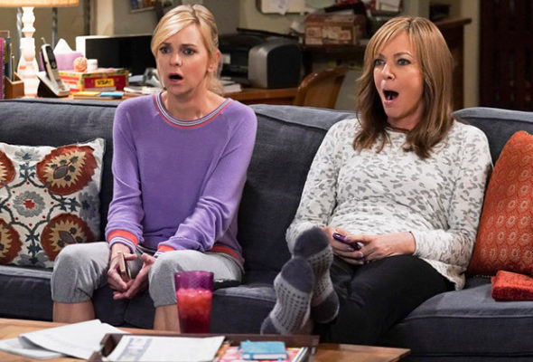 Anna Faris leaving Mom TV show on CBS; (canceled or renewed?)