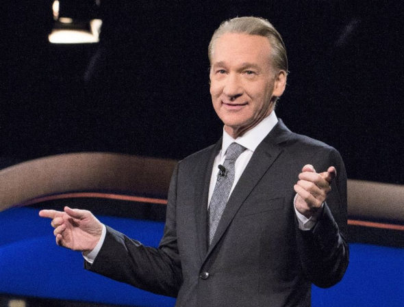 Real Time with Bill Maher TV show on HBO: season 19 and season 20 renewal