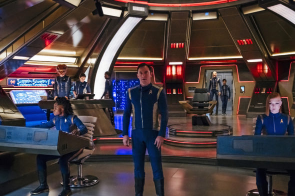 Star Trek: Discovery TV show on CBS: season 1 ratings