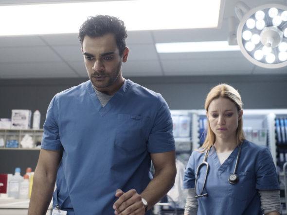 Transplant TV show on NBC: (canceled or renewed?)