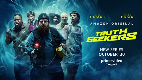 Truth Seekers TV Show on Amazon: canceled or renewed?