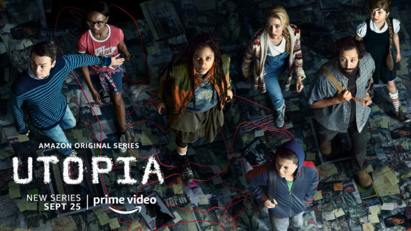 Utopia TV show on Amazon Prime Video: canceled or renewed for season 2?