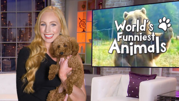 World's Funniest Animals TV show on The CW: canceled or renewed for season 2?
