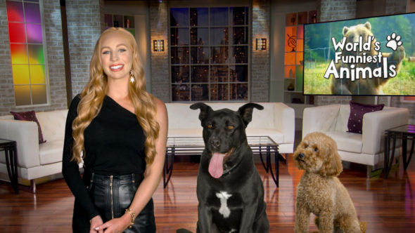 World's Funniest Animals TV show on The CW: canceled or renewed?