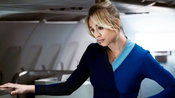 The Fight Attendant TV Show on HBO Max: canceled or renewed?