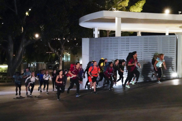 The Amazing Race TV show on CBS: canceled or renewed for season 33?