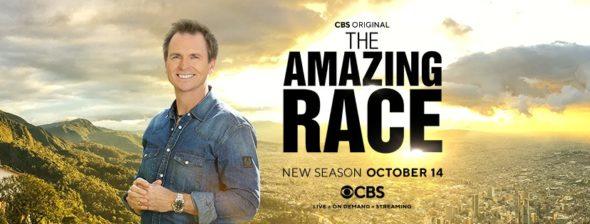 The Amazing Race TV show on CBS: season 32 ratings
