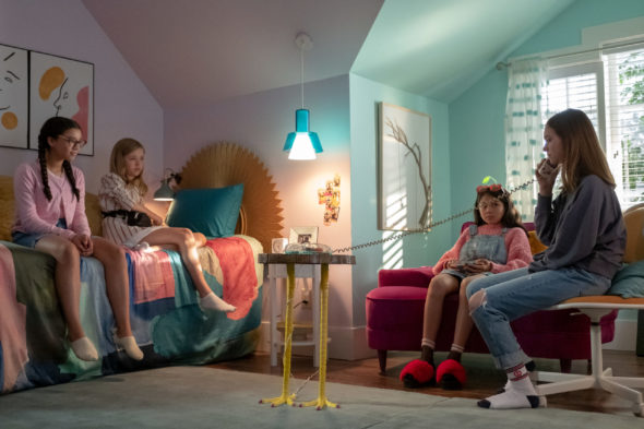 'The Baby-Sitters Membership' Renewed for Season 2 at Netflix