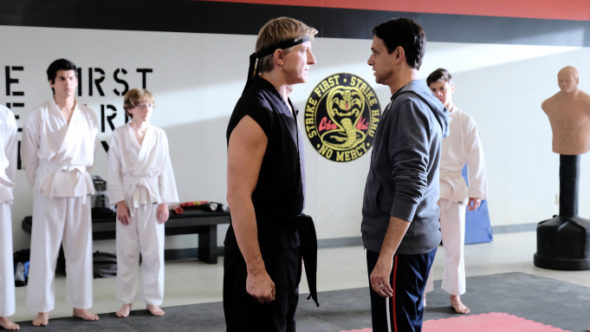Cobra Kai TV show on Netflix: season 4 renewal, season 3 premiere date