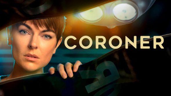 Coroner TV show on The CW: season 2 ratings