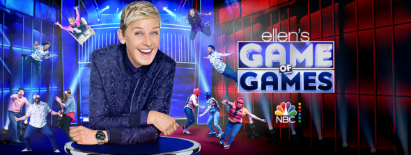Ellen's Game of Games TV show on NBC: season 4 ratings