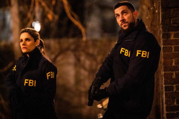 FBI TV show on CBS: (canceled or renewed?)