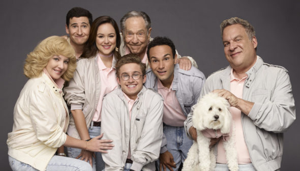 The Goldbergs TV show on ABC: canceled or renewed for season 9?