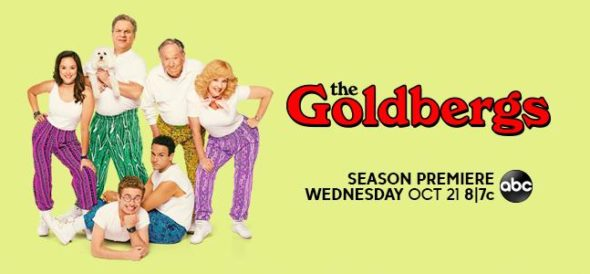 The Goldbergs TV show on ABC: season 8 ratings