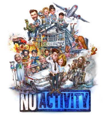 No Activity TV show on CBS All Access: season 4 renewal