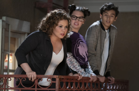 One Day at a Time TV Show on CBS: canceled or renewed?