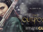 The Outpost TV show on The CW: season 3 ratings