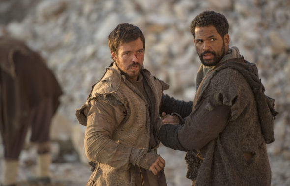 The Outpost TV show on The CW: canceled or renewed for season 4?