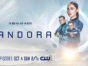 Pandora TV show on The CW: season 2 ratings