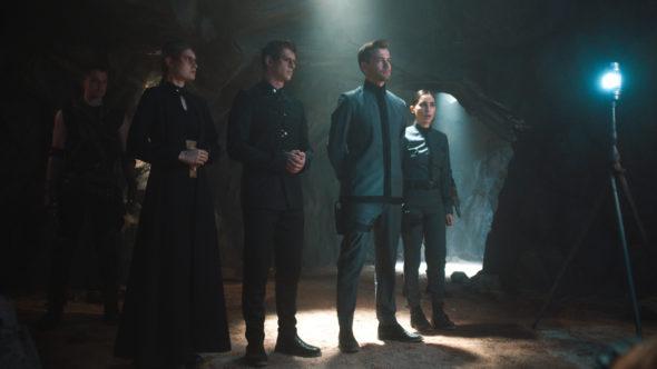 Pandora TV show on The CW: canceled or renewed for season 3?