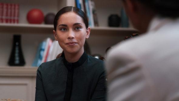 Pandora TV show on The CW: canceled or renewed?