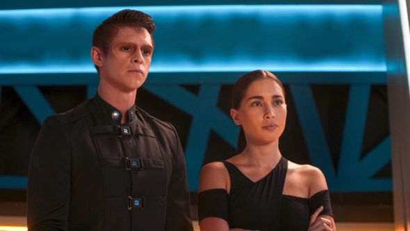 Pandora TV show on The CW: canceled or renewed for season 3?