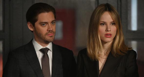 Prodigal Son TV show on FOX: season 2