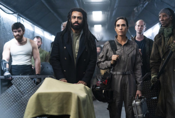Snowpiercer TV show on TNT: season 2 premiere date