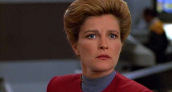 Kate Mulgrew joins Star Trek: Prodigy TV show on Nickelodeon