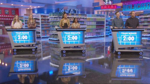 Supermarket Sweep TV show on ABC: canceled or renewed for season 2?