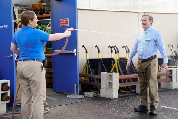 Superstore TV show on NBC: canceled or renewed for season 7?