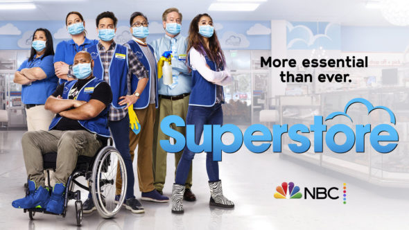Superstore TV show on NBC: season 6 ratings