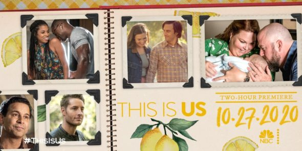This Is Us TV show on NBC: season 5 ratings
