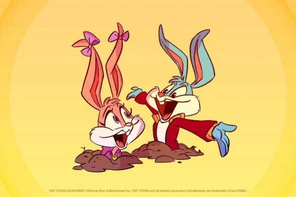 Tiny Toons Looniversity TV show on HBO Max and Cartoon Network