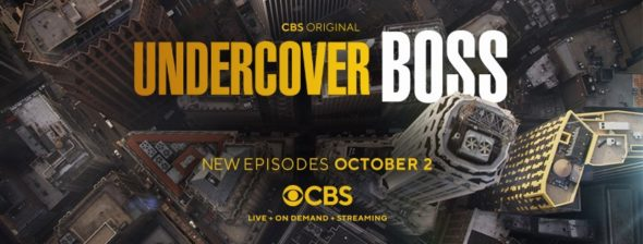 Undercover Boss TV show on CBS: season 10 ratings