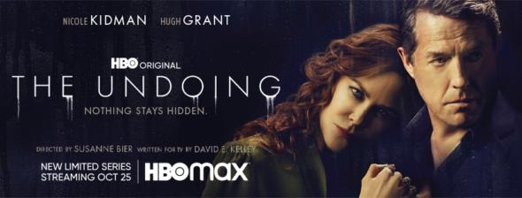 The Undoing TV show on HBO: season 1 ratings