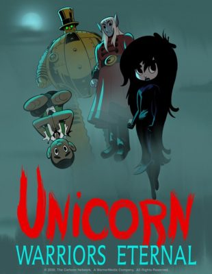 Unicorn: Warriors Eternal TV show on HBO Max and Cartoon Network: (canceled or renewed?)