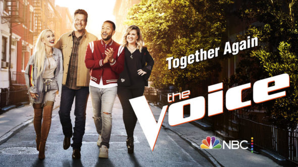 The Voice TV show on NBC: season 19 ratings