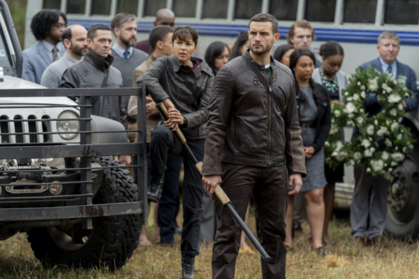 The Walking Dead: World Beyond TV show on AMC: canceled or renewed for season 2?