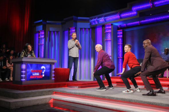 Whose Line Is It Anyway? TV show on The CW: canceled or renewed for season 17?
