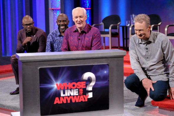 Whose Line Is It Anyway? TV show on The CW: season 16 ratings