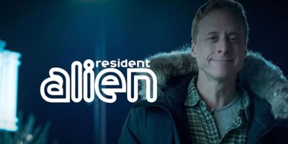 Resident Alien TV Show on SyFy: canceled or renewed?