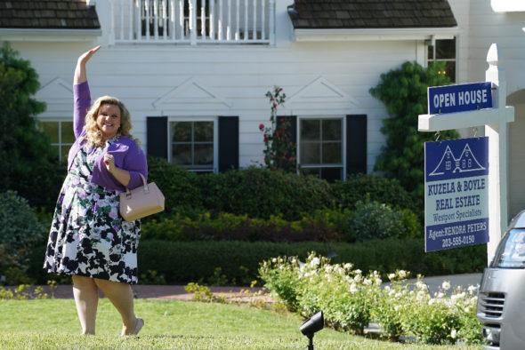 Mackenzie Marsh on American Housewife on ABC