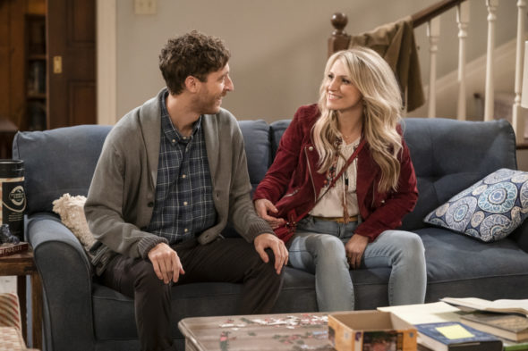 B Positive TV show on CBS: (canceled or renewed?)
