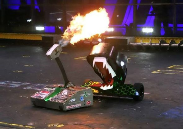 BattleBots TV show on Discovery Channel: (canceled or renewed?)